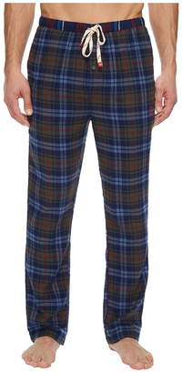 Original Penguin Plaid Single Flannel Pants Men's Pajama