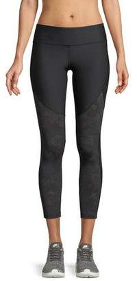 Under Armour Vanish Cropped Mesh Leggings