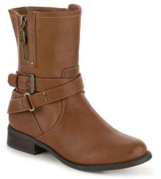 G by GUESS Hecta Bootie $99 thestylecure.com