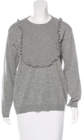 Chinti And ParkerChinti and Parker Cashmere Long Sleeve Sweater