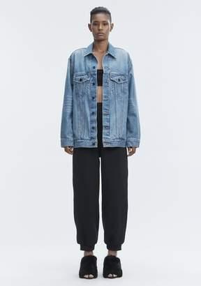 Alexander Wang (アレキサンダー ワン) - Alexander Wang Daze Oversized Denim Jacket