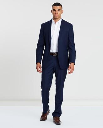 TAROCASH Dylan 1 Button Suit