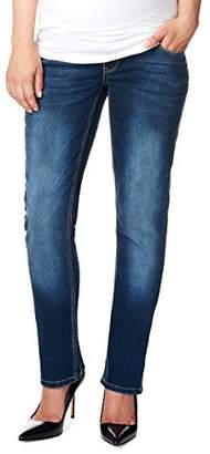 f5048110a Noppies Women's Straight Leg Maternity Jeans - Blue