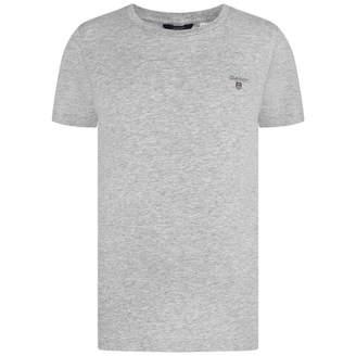 Gant GantBoys Grey Cotton Top