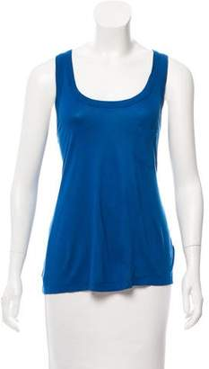 A.L.C. Sleeveless Pocket T-Shirt
