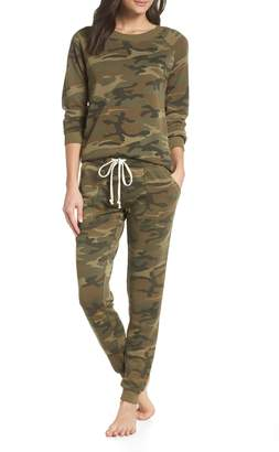 Alternative Lazy Day Camo Pajamas