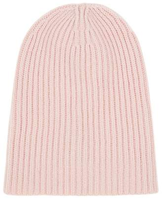 Barneys New York Women's English Rib-Knit Cashmere Beanie