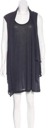 Twenty8Twelve Draped Mini Dress