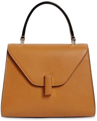 Valextra Mini Iside Grained Leather Bag