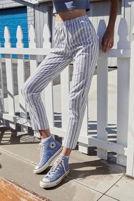 John Galt Striped Tilden Pants