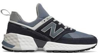 New Balance 574 Sport Dark Navy with Agean Blue