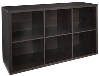 ClosetMaid Decorative Storage Cube Unit Bookcase