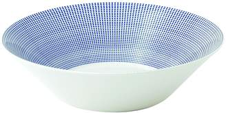 Royal Doulton Pacific Dots Porcelain Serving Bowl