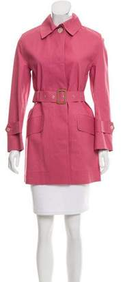 MACKINTOSH Collared Button-Up Jacket