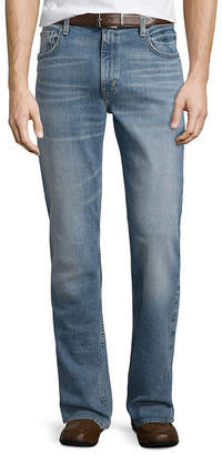 ST. JOHN'S BAY Regular-Fit Comfort Stretch Denim Jeans