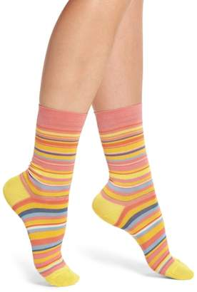 Paul Smith Fleur Crew Socks