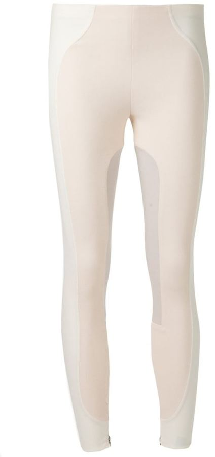 Marc Jacobs colour block leggings