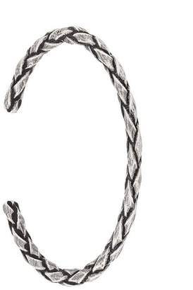 Andrea D'Amico braided style bracelet