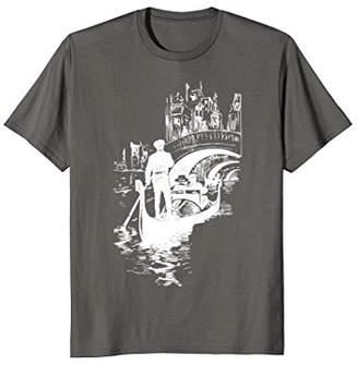 Italy Venice T-Shirt - Beautiful Italian Souvenir