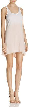 Splendid Ombré Twist-Back Tank Dress $148 thestylecure.com