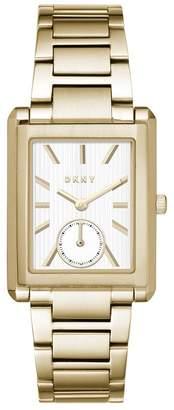DKNY Women's NY2625 Gershwin Gold Watch