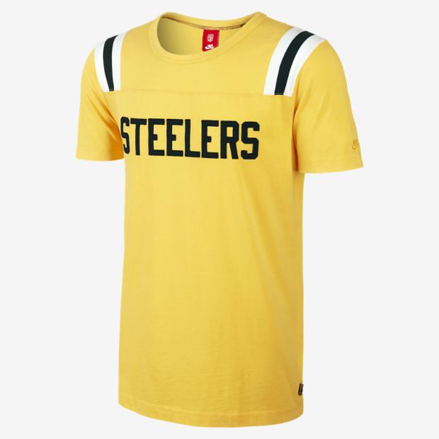 Nike Washed (NFL Steelers) Men's T-Shirt