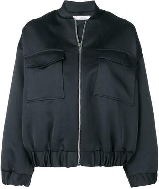 IRO zipped bomber jacket