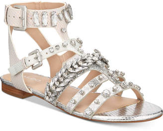 Aldo Brari Embellished Gladiator Sandals Women's Shoes