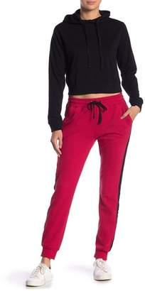 Cotton On & Co. Adele Striped Fleece Track Pants