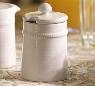 Pottery Barn Gabriella Sugar Bowl