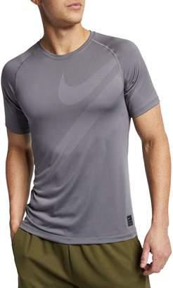 Nike Pro Sweat-Wicking Short Sleeve Top