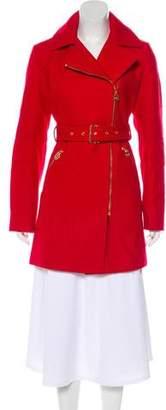 MICHAEL Michael Kors Wool Short Coat