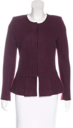 Isabel Marant Long Sleeve Wool Jacket