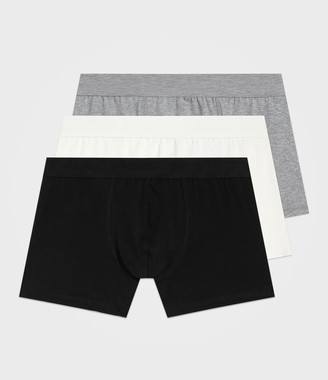 AllSaints 3 Pack Morrall Boxers