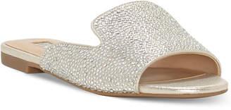 INC International Concepts I.N.C. Women's Mayla Slip-On Flat Sandals, Created for Macy's