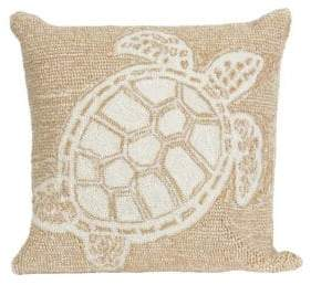 Frontporch Turtle Indoor and Outdoor Square Pillow