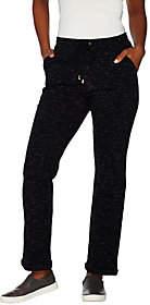 C. Wonder Pull-On Lounge Pants with Tie Waist