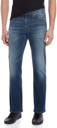 Lucky Brand 121 Hollier Slim Straight Jeans
