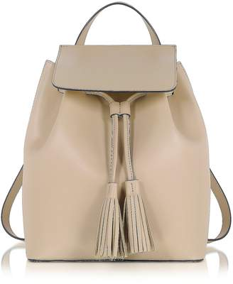 Le Parmentier Nude Leather Backpack