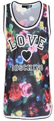 Love Moschino OFFICIAL STORE Sleeveless t-shirt