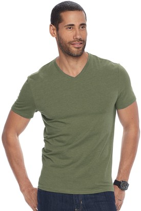Apt. 9 Men's Solid V-neck Tee