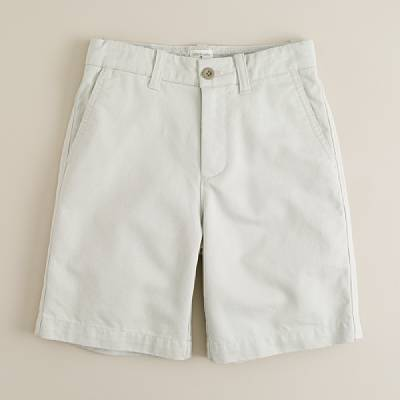 Boys' broken-in chino short