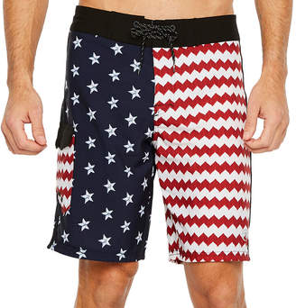Ocean Current Board Shorts