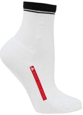 adidas by Stella McCartney Stretch-Knit Socks