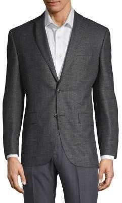 Jack Victor Classic Wool Suit Jacket