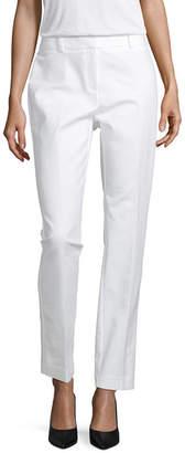 Liz Claiborne Womens Classic Fit Straight Trouser