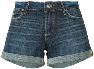 Paige denim shorts $139 thestylecure.com