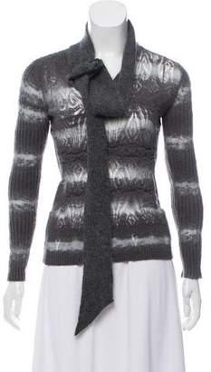 Jean Paul Gaultier Lightweight Long Sleeve Sweater