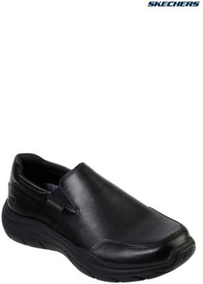 Skechers Mens Expected 2.0 Olego Shoes - Black