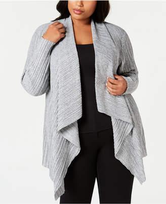Alfani Plus Size Completer Cardigan